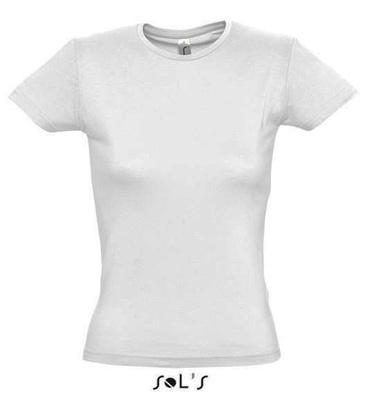 Дамска тениска 11386 white